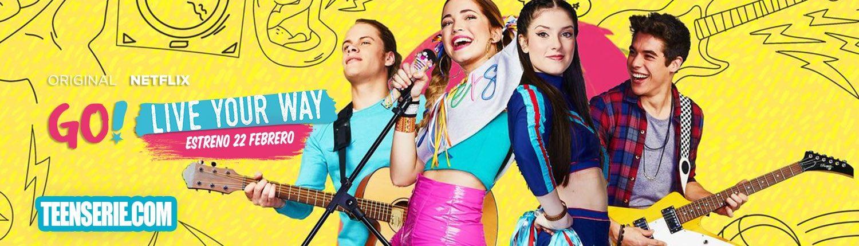 Teen Serie | Descrubre tu serie favorita
