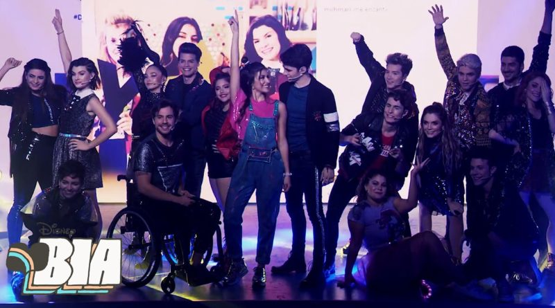 Bia: Tour de prensa con el elenco en Latino America, Video y Foto!