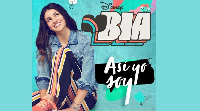 """Disponible el album de Disney Bia """"Asi yo Soy"""": Tracklist y Videoclip"""