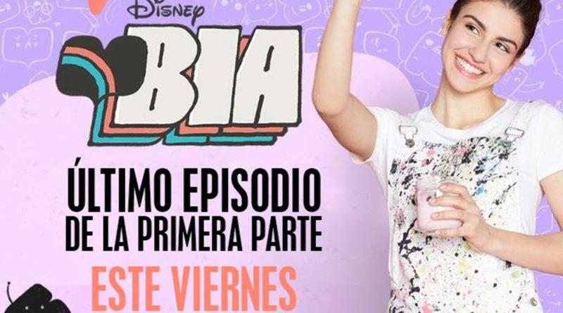 Disney Bia: Este viernes último episodio de la primera parte
