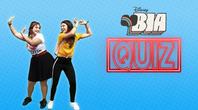 [QUIZ] ¿Cuánto sabes sobre la serie Bia Disney?