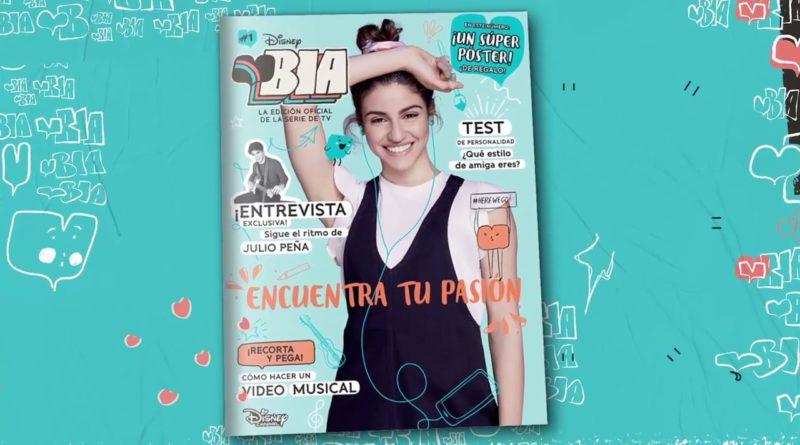 Llega la revista de Bia en todos los kiosko!, Vista previa