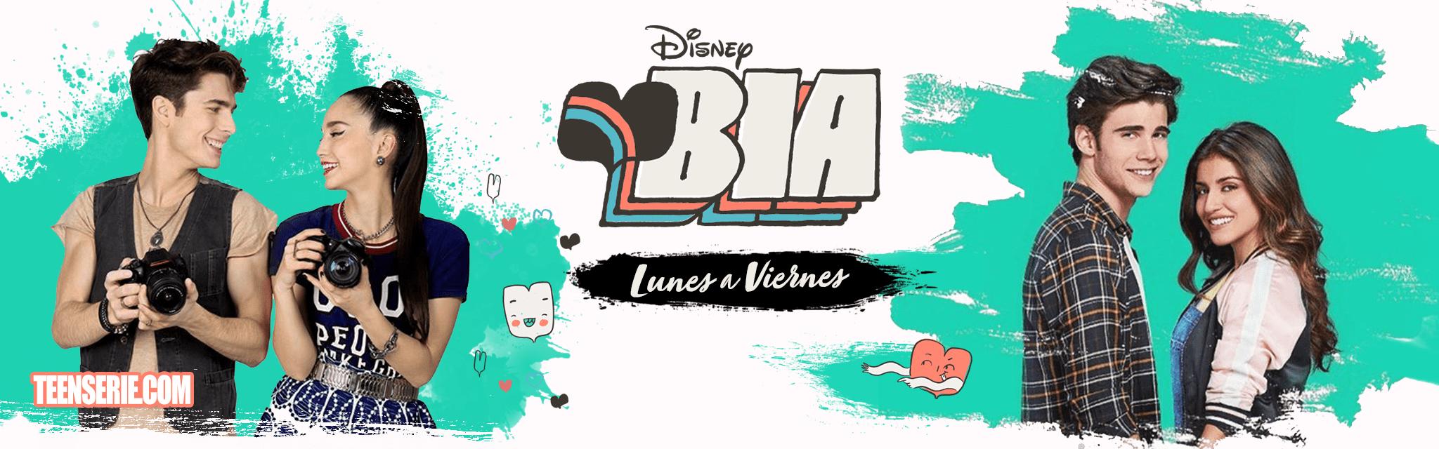 Teen Serie | Tu serie favorita: BIA Y GO